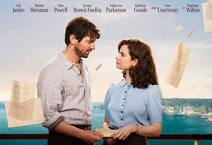 نقد فیلم (The Guernsey Literary & Potato Peel Pie Society)