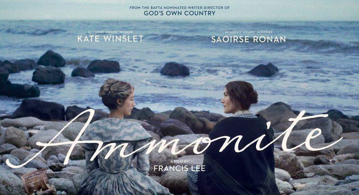 پوستر فیلم آمونیت در نقد و بررسی فیلم Ammonite