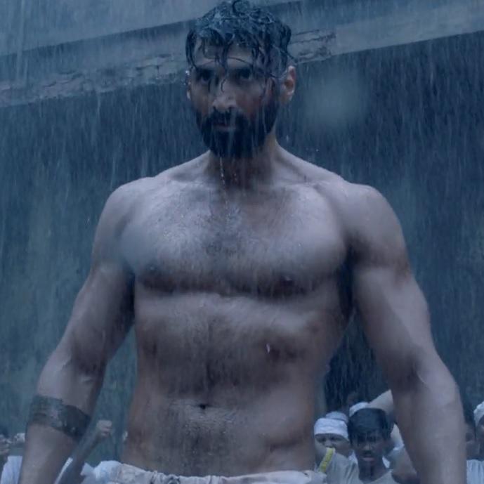 ورود کاراکتر آدویت در فیلم هندی ملنگ