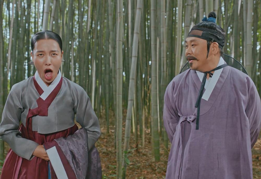 دو کاراکتر فرعی بینهایت بامزه در سریال کره ای آقای ملکه (Mr. Queen)