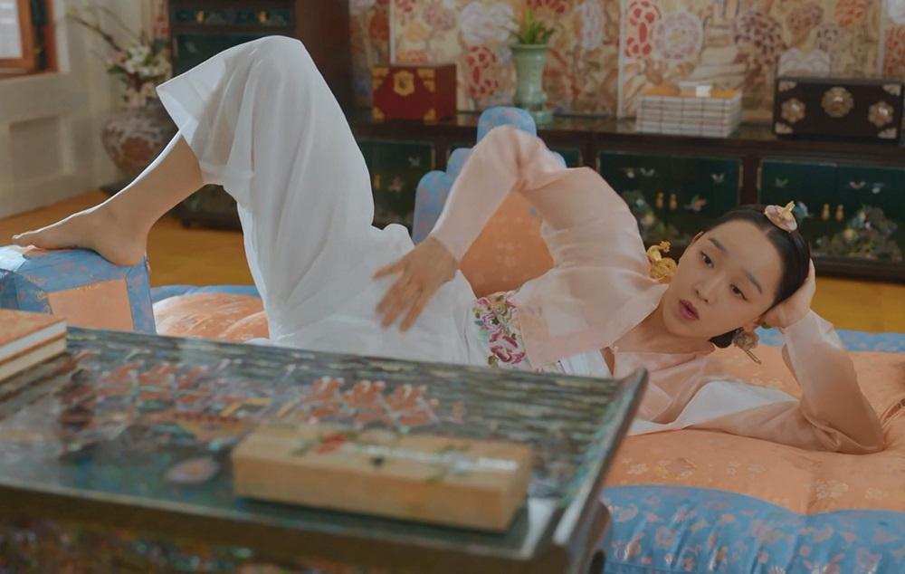 Shin Hye-sun در نقد و بررسی سریال کره ای آقای ملکه (Mr. Queen)