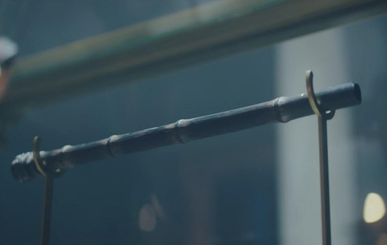 فلوت اسرازآمیز سریال کره ای سلطنت ابدی (The King: Eternal Monarch)