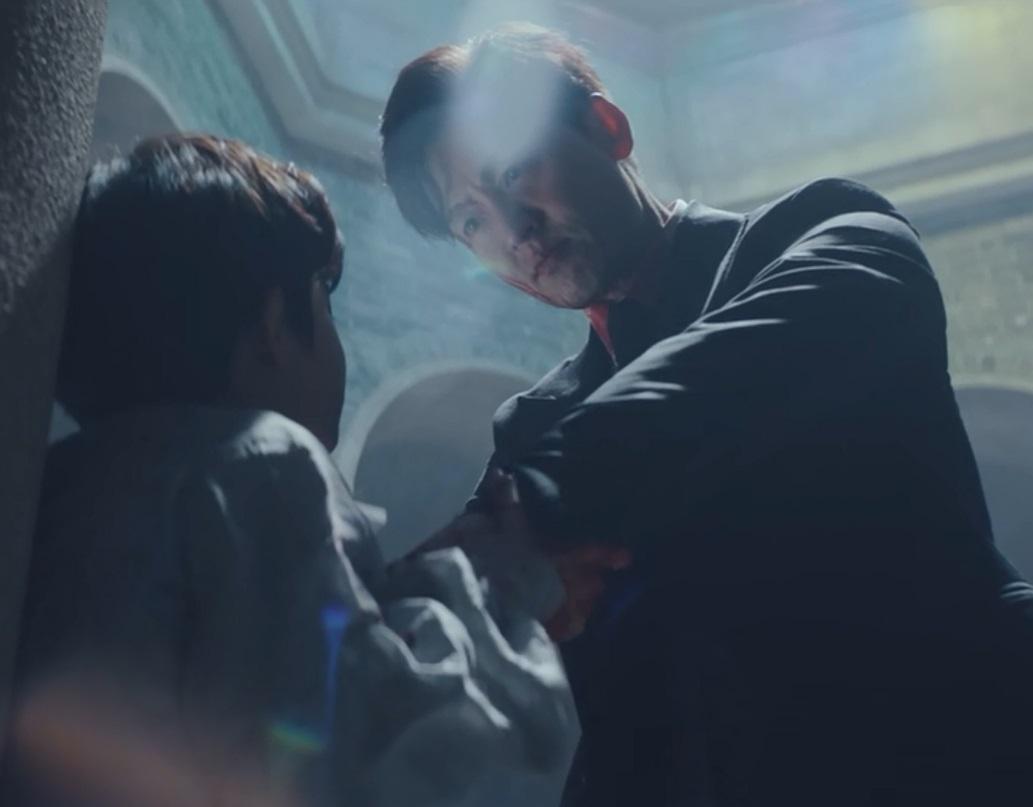 صحنه ی اولیه ی قتل امپراطور در سریال کره ای پادشاه: سلطنت ابدی (The King: Eternal Monarch)
