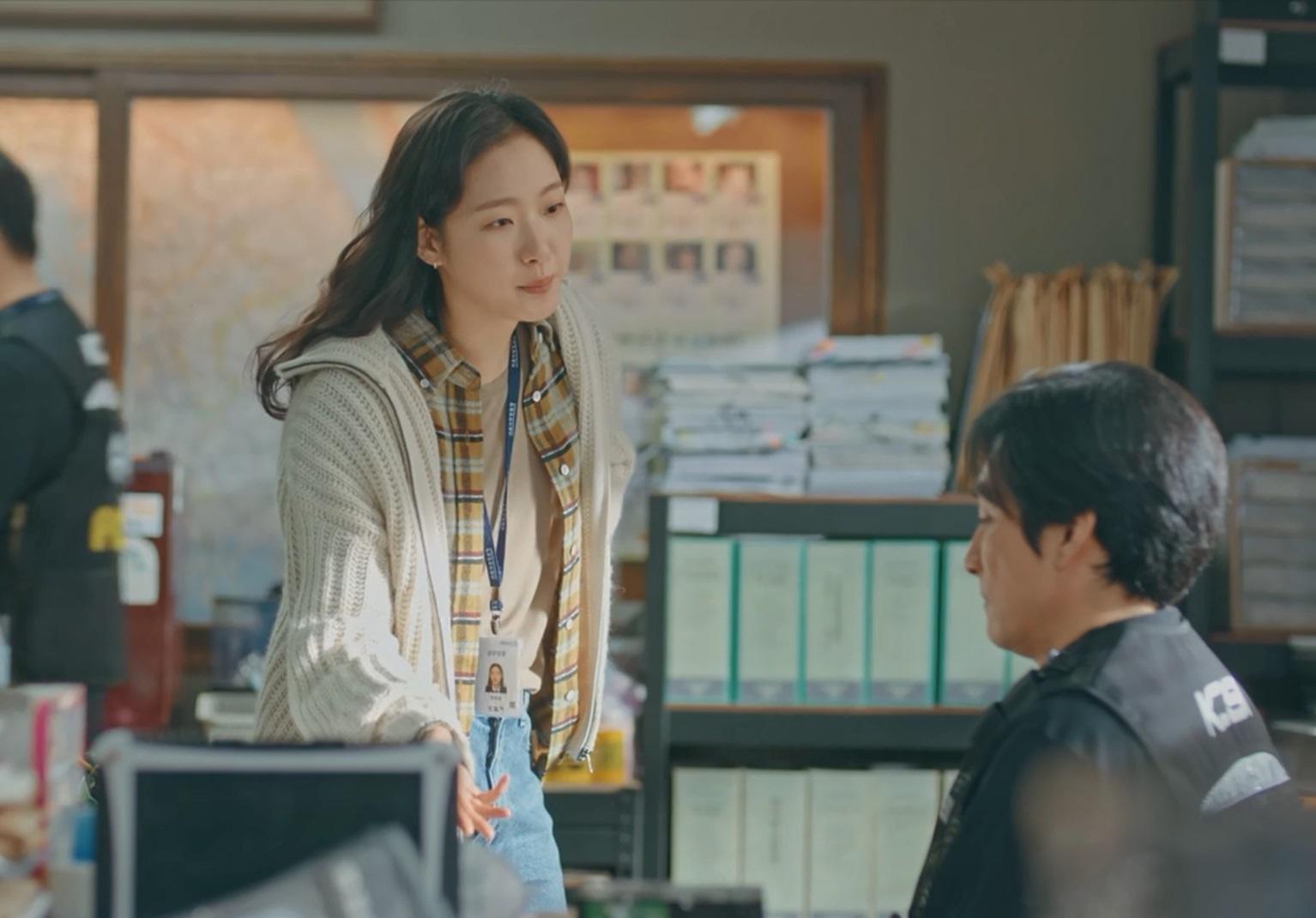 کیم گو اون در  سریال کره ای پادشاه: سلطنت ابدی (The King: Eternal Monarch)
