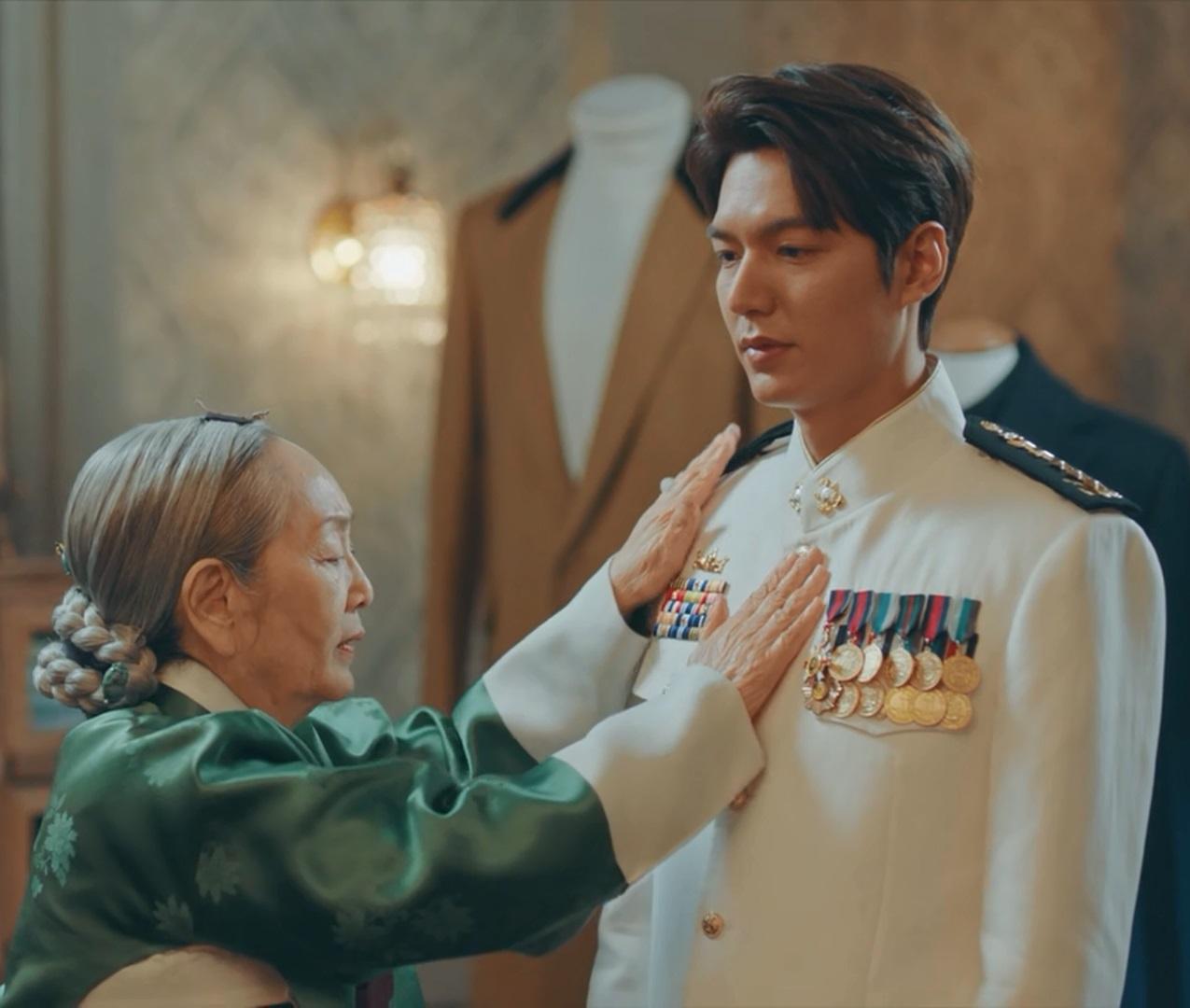 Lee Min Ho in The King: Eternal Monarch Korean Drama (2020) نقد و بررسی سریال کره ای پادشاه: سلطنت ابدی (The King: Eternal Monarch)