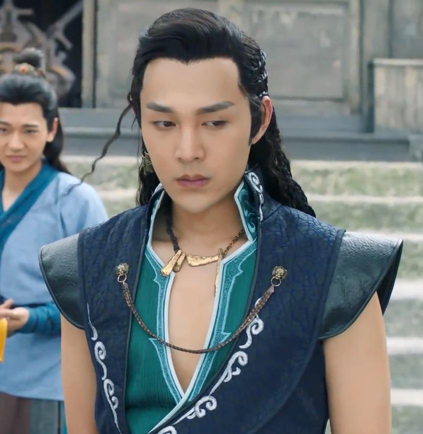 بازیگر مرد در نقد سریال چینی عاشقانه های خوآ رونگ (The Romance Of Hua Rong)