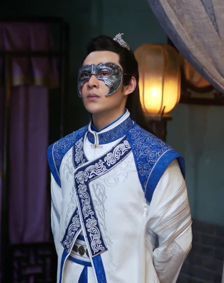 hidden identity در نقد سریال چینی عاشقانه های خوآ رونگ (The Romance Of Hua Rong)